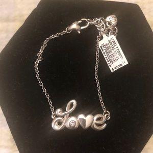 Brighton love bracelet NWT